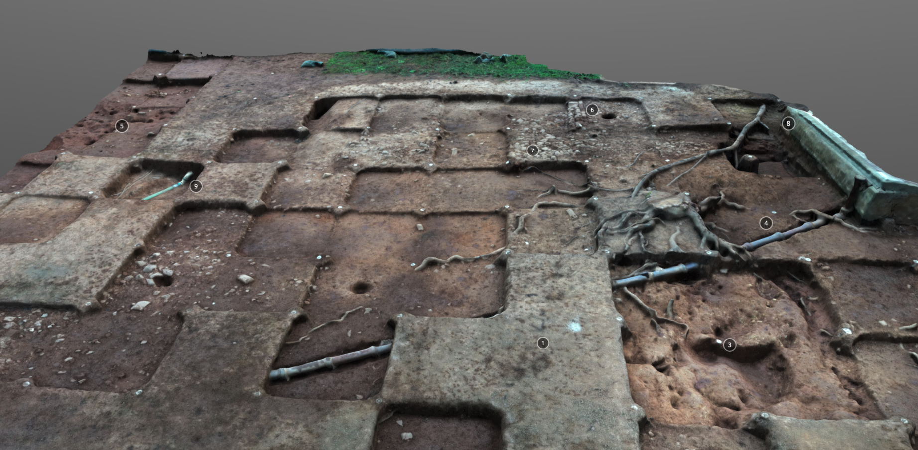 Photogrammetry at Montpelier