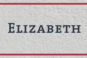 The Naming Project: Elizabeth