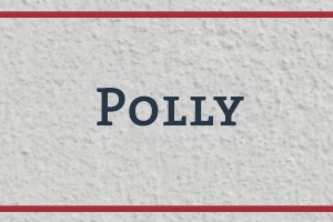 The Naming Project: Polly