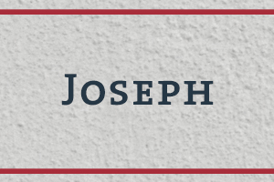 The Naming Project: Joseph