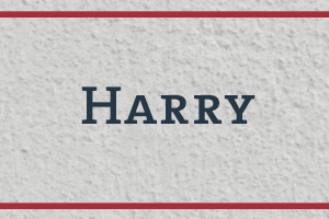 The Naming Project: Harry