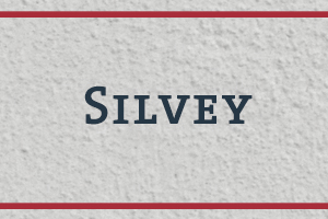 The Naming Project: Silvey (Sylvia)