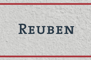 The Naming Project: Reuben