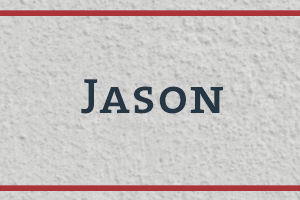 The Naming Project: Jason